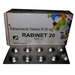Raberprazol Tablets 20mg