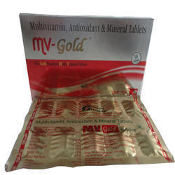 MV Gold Multivitamin Tablets