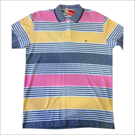 Men's Collar T-Shirt