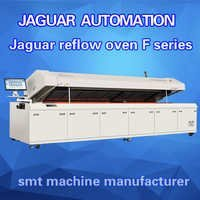 Large Size Eight Zones Reflow Soldering Oven (F8)