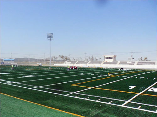 Pyung-tec Us Army Football Field