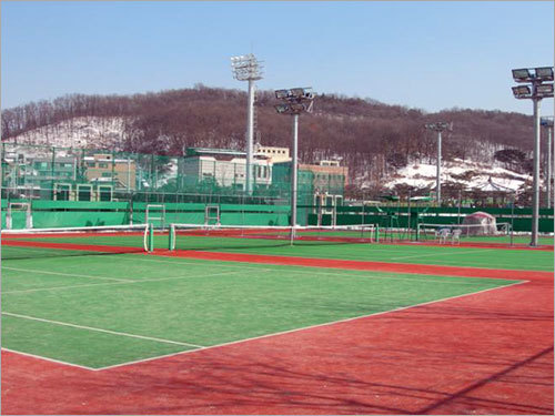 Munwon Tennis Field
