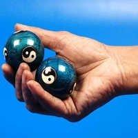 Chinese Yin & Yang Health Balls