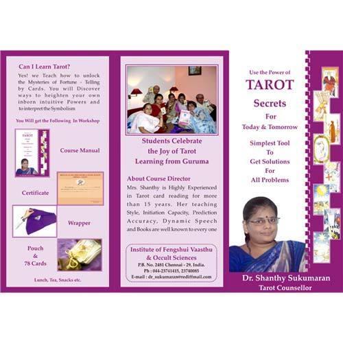 Online Tarot Card Prediction