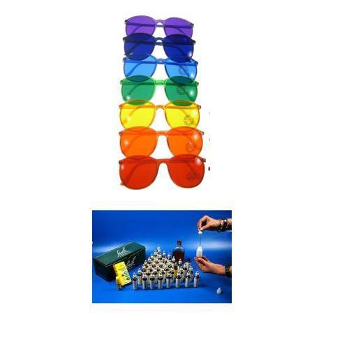 Chakra Color Therapy Glasses