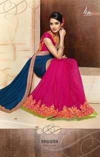 Exclusive Silk Designer Saree