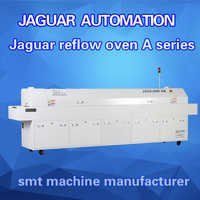 PLC Control Hot-Air Reflow Soldering Oven (A8)