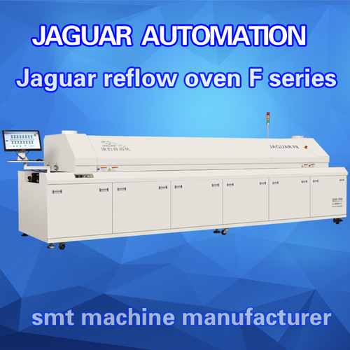 Large Lead Free Reflow Ovens for PCB Assembling (F series)