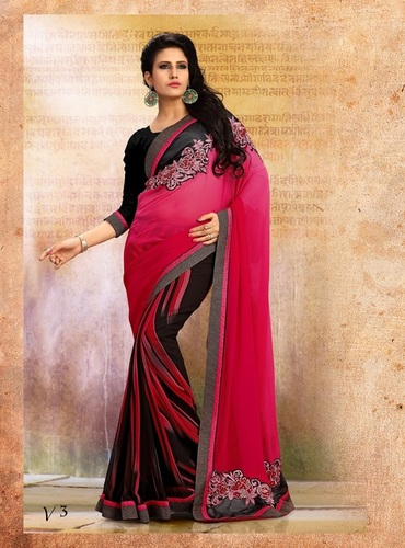 Modern Ladies Wear Saree