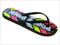 Multi Color Rubber Slipper