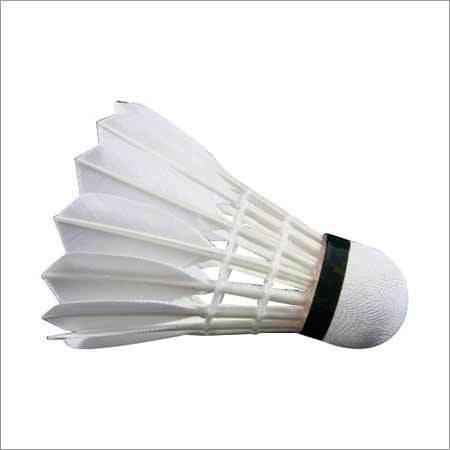 Badminton cock