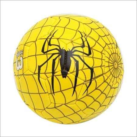 Yellow Soccer Ball