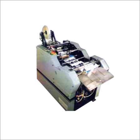 Envelope Flape Tap Sticking Machine