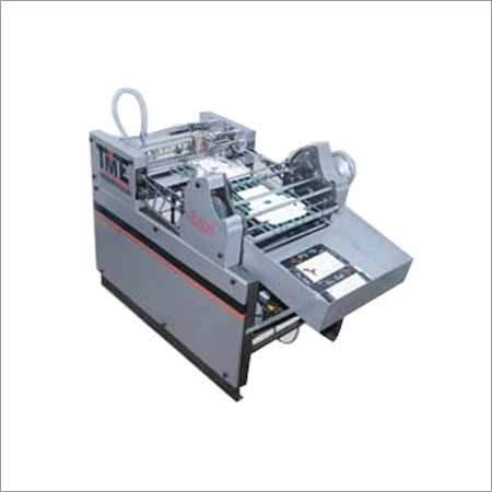 Tissue Film Sleeting Machine