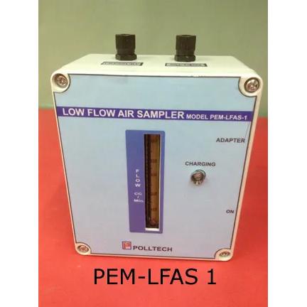 Low Flow Air Sampler