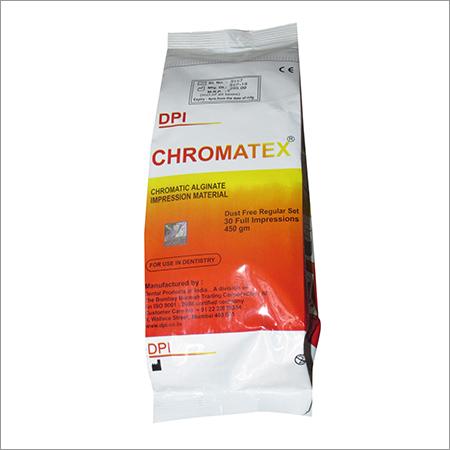 Chromatic Alginate Impression Material - Chromatic Alginate