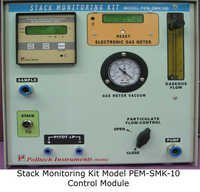 Manual Isokinetic Stack Monitoring Kit