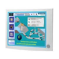 Touch Industrial Panel PC IPPC