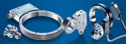 Baumer Bearingless Encoders Absolute and Incremental