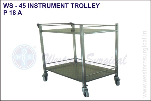 Instrument Trolly