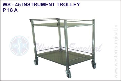 Instrument Trolly