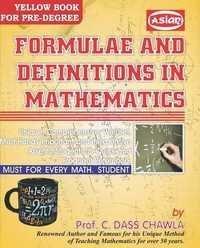 Mathematics Formulae Book