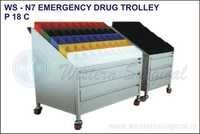 Emergency Drug Trolley