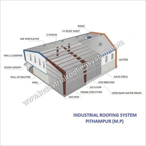 PEB Steel Structure Building