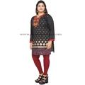 Plus Size Women Designer Kurta