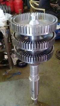 Rotor Assembly View 1