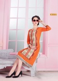 Rayon Cotton Traditional Work Kurti