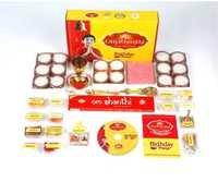 Om Shanthi Birthday  Pooja Pack