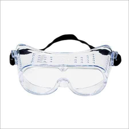 Clear Chemical Safety Goggle