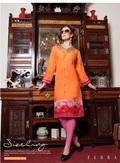 Cotton Embroidered Kurtis manufacturer india