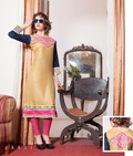 Cotton Embroidered Kurtis manufacturer india