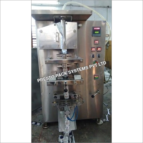 Shampoo Packing Machine