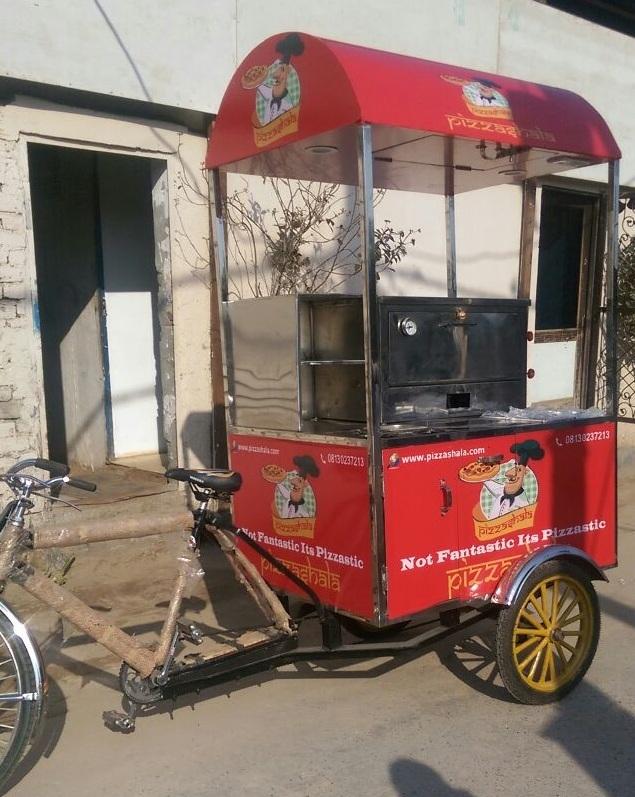 Pizza Cart