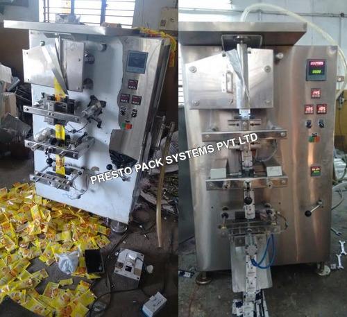 Fruit Juice Packing Machine