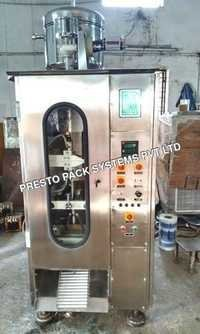 Milk Packing Machine up to 500 ml with Photocell