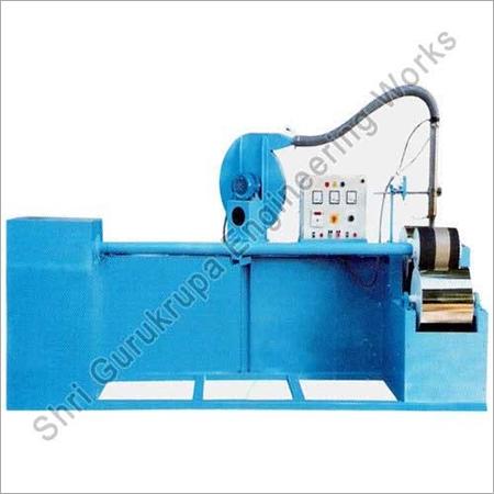 Single Head Center Sealing Machine
