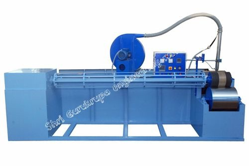 Single Head Center Sealing Machine