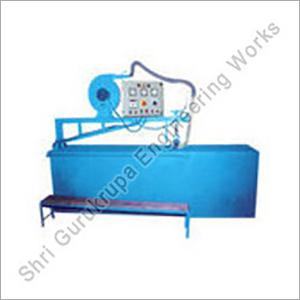 Silpaulin Sealing Machine
