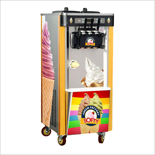 Soft Ice Cream Machines