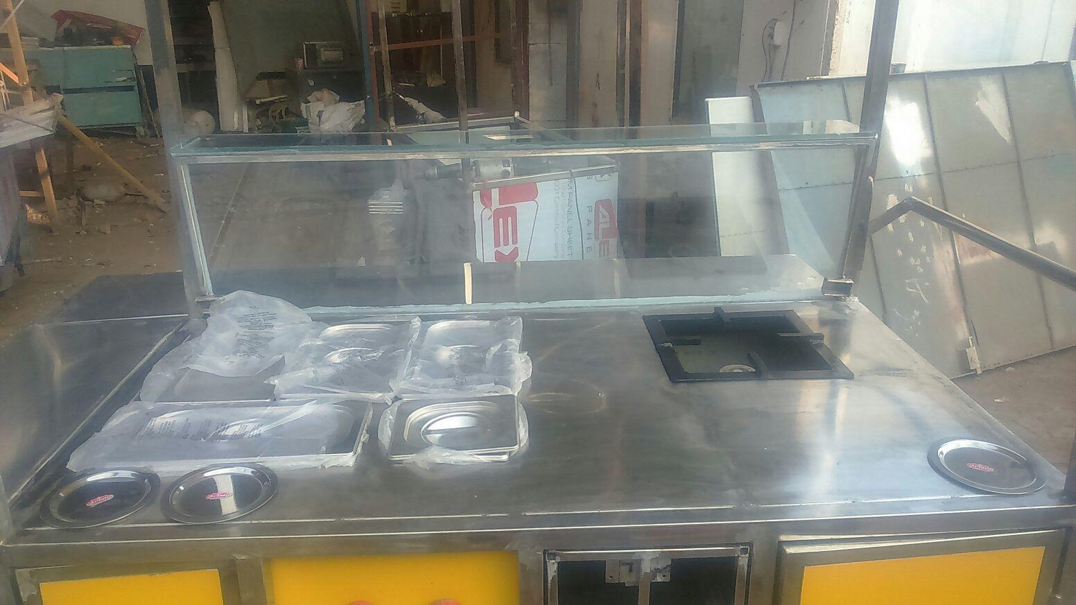 South Indian Food Cart