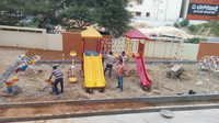 Multiplay Playground Slide