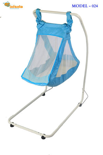 Attractive Firangi Blue Baby Star Swing