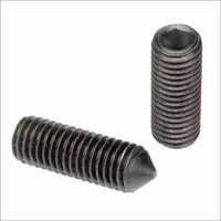 Cone Point Grub Screws