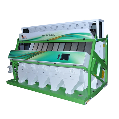 Mark J 400 Color Sorter