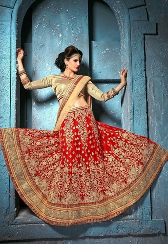 Exclusive Designer Lahanga Choli