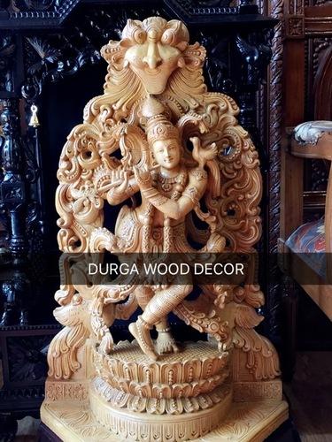 Krishna 3D Statue